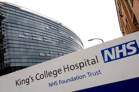 Image result for London King's College Hospital